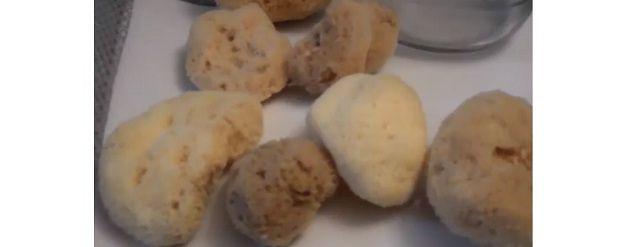 Natural Sea Silk Sponges