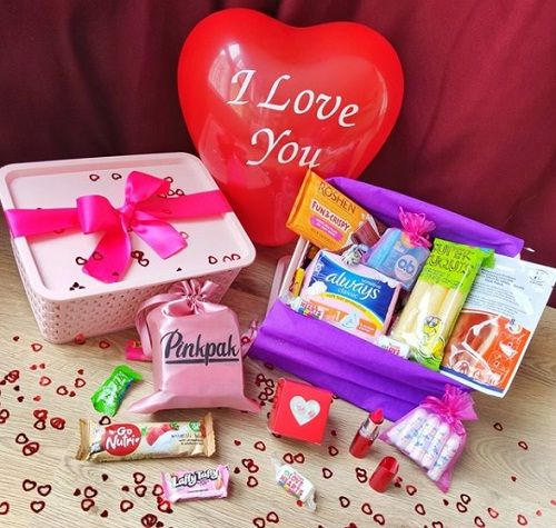 Period boxes DIY Ideas