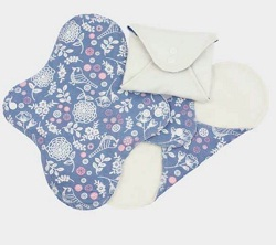 Cloth panty liner