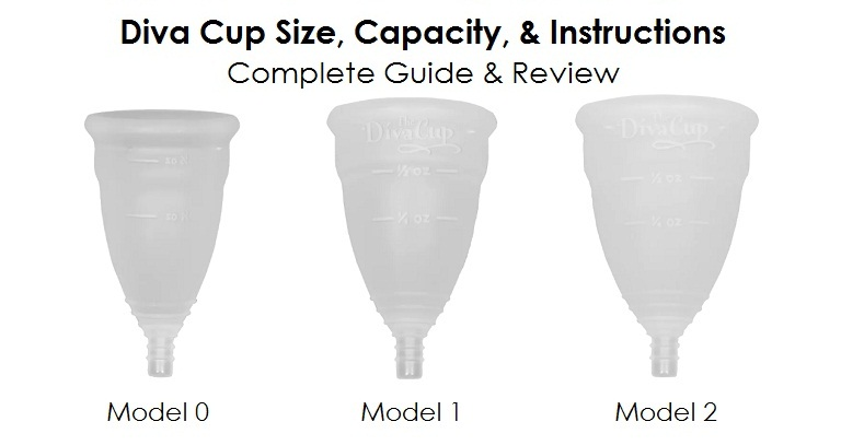 Diva Cup Size, Capacity, Instructions: Complete Guide & Review