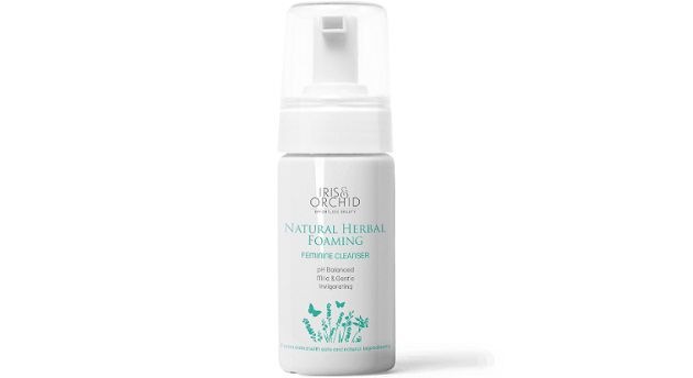 Iris and Orchid Natural Feminine Washes