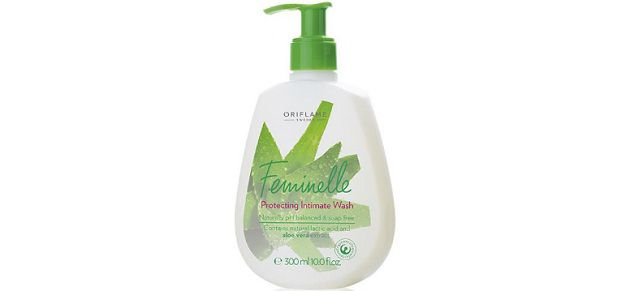 Oriflame feminelle intimate wash review